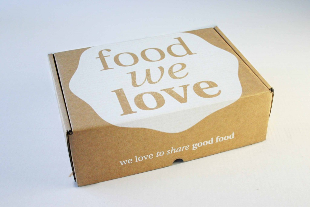 De box van FoodWeLove